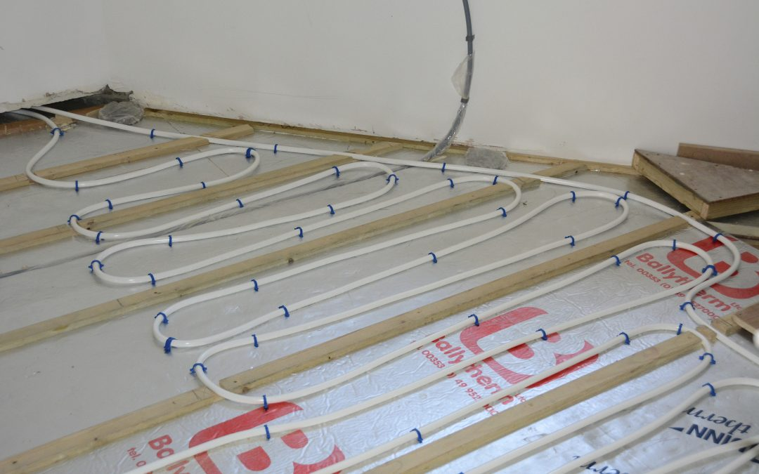 Don't miss out on the increasing demand for domestic electrical underfloor heating